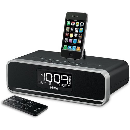 iHome iD92BZ App Enhanced Alarm Stereo product image