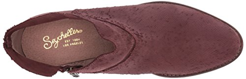 Rosa Laccio Bordeaux Femminile Seychelles Stivaletto qxxan1