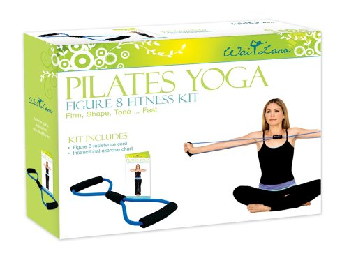 Wai Lana Kits: Pilates Yoga Figure 8 Kit by Wai Lana