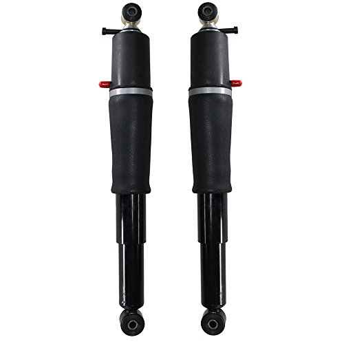 A Pair of Rear Air Ride Shocks Absorbers for Cadillac Escalade GMC Yukon Chevy Tahoe