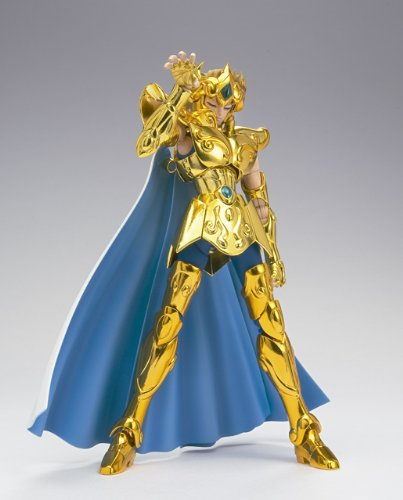 Saint Cloth Myth EX Leo Aioria PVC Figure Bandai JAPAN