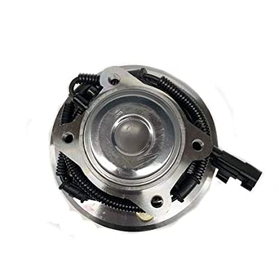 Detroit Axle 512360 Rear Wheel Bearing Hub Assembly with ABS: Automotive
