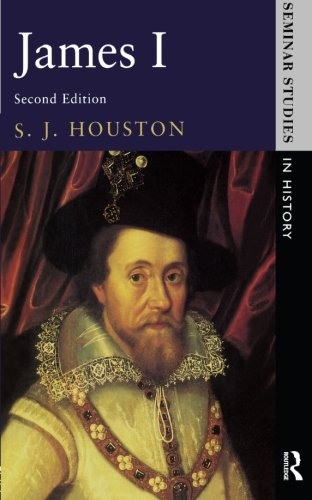 James I (Seminar Studies) by Brand: Routledge