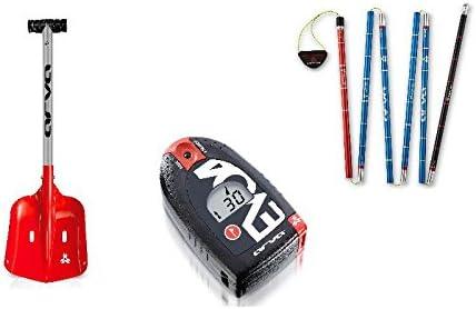 Arva – Safety Box Evo4 + pala Access + sonda Light 2.40 Arva, talla única: Amazon.es: Deportes y aire libre