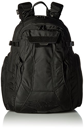 Camelbak Adult Urban Assault Hydration Backpack, Black, Large (Assault Backpack Urban)