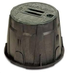 Caja de válvula, redondo, 25,4 cm (CM 25,4) Diámetro superior
