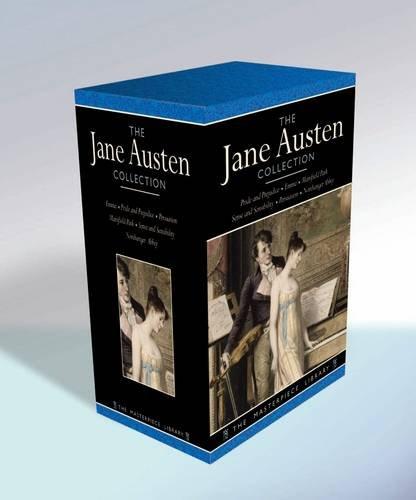 The Jane Austen Collection: Amazon.es: Austen, Jane: Libros en idiomas extranjeros