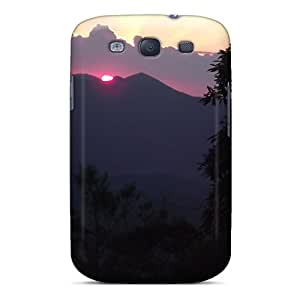 New Galaxy S3 Case Cover Casing(last Minute Of Sun)