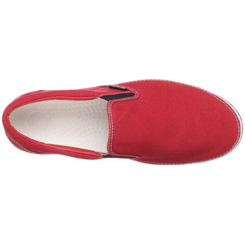 crocs Hvr 11291-066-184 - Zapatillas de tela para hombre Blanco (Blanc-TR-B3-76)