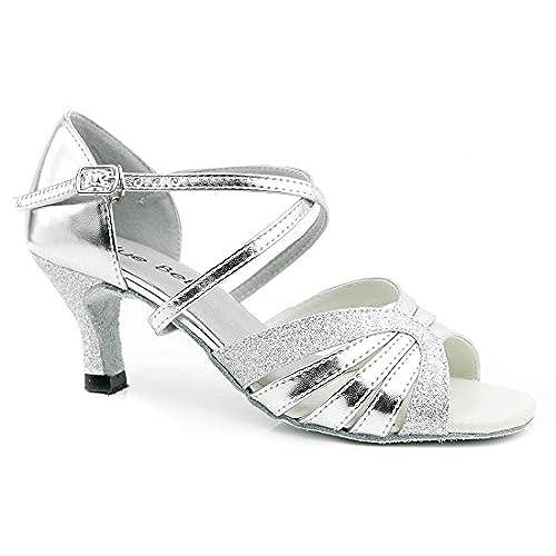 free shipping Blue Bell Shoes HANDMADE Women's Ballroom