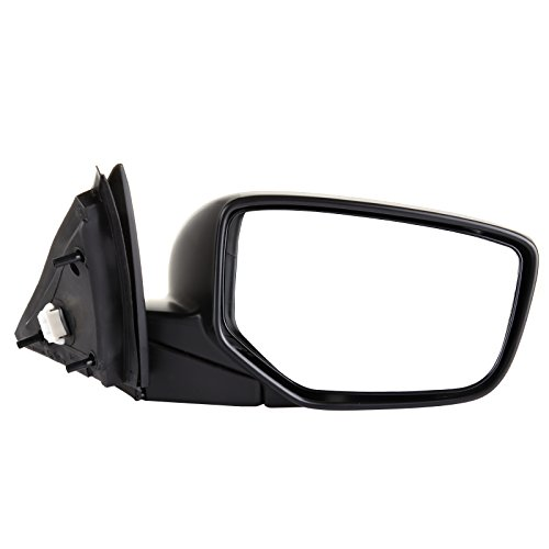 ECCPP Towing Mirror Compatible For 2008-2012 Honda Accord Sedan Power-adjusting Manul-Folding Right Passenger Side Mirror