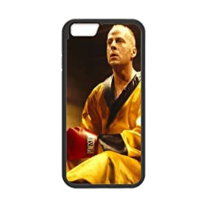 Bruce Willis Pulp Fiction iPhone 6 4.7 Inch Cell Phone Case Black&Phone Accessory STC_163232