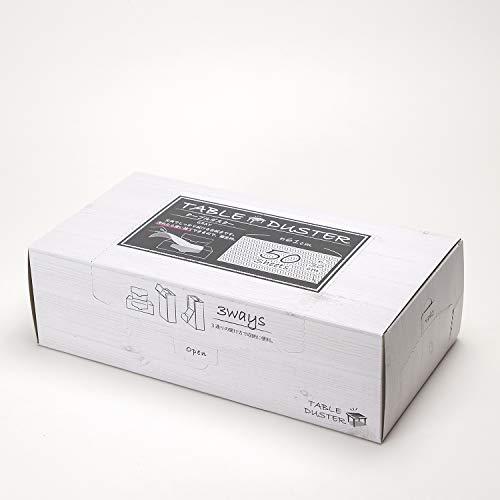 [해외]자 스 디자인 크로스 그레이 높이 9.5 × 폭 31.7 × 안 길이 16cm 테이블 살포 기 50 개의 SA-133 24 개 세트 / Strix Design Cross Gray Height 9.5 × Width 31.7 × Depth 16cm Table Duster 50 sheets SA-133 24 pieces