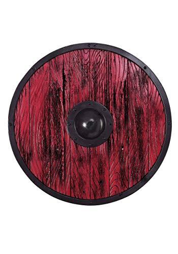 - Vikings Ragnar Lothbrok Red Toy Shield Standard