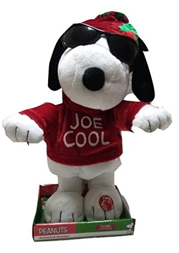 Snoopy Dancing - Peanuts Animated Snoopy Joe Cool Dances to Linus & Lucy