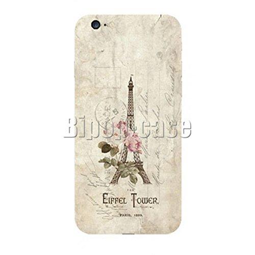COQUE PROTECTION TELEPHONE IPHONE 6 - TOUR TOWER EIFFEL PARIS ROSE