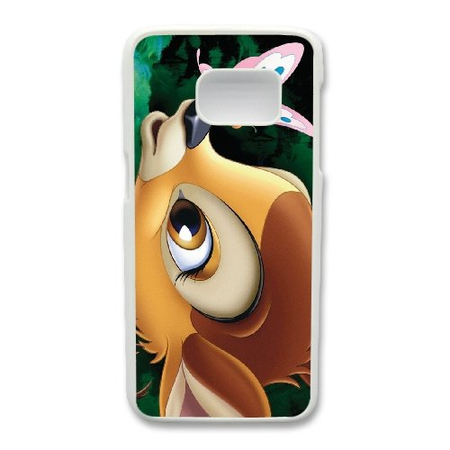 Coque,Coque Samsung Galaxy S7 Case Coque, Cover Coque iphone 5 Bambi Cover For Coque Samsung Galaxy S7 Cell Phone Case Cover blanc