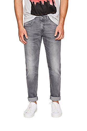 edc by Esprit Jeans para Hombre Gris (Grey Medium Wash 922)