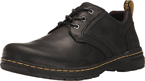 Dr. Martens Men's Gilmer Oxford, Black, 6 UK/7 D US -  R22881001-001