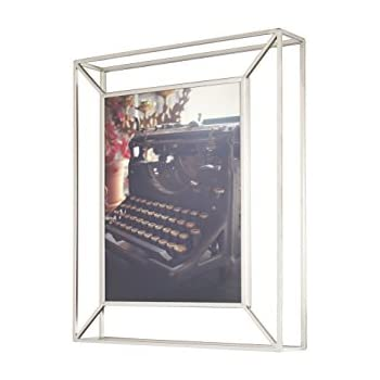 Amazon Com Umbra Prisma Picture Frame 4 By 6 Inch