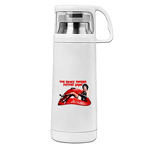 [Bekey The Rocky Horror Picture Show Stainless Steel Vacuum Travel Mug With Handle Cup Water Bottle] (Dance Costumes Ma)