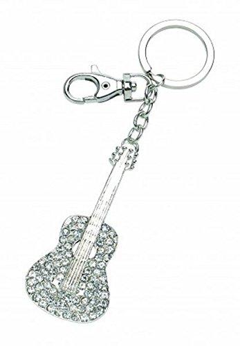 Ten Llavero Guitarra con Brillo cod.EL7436 cm 14x3,5x1h by ...
