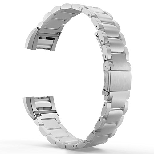 CHC Stainless Adjustable Replacement Wristband