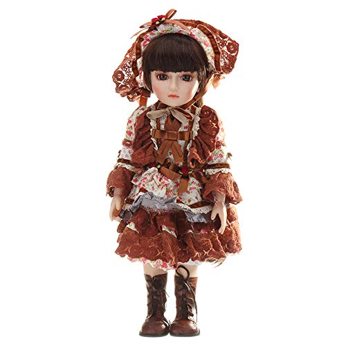 - NPK 45cm Doll 1/4 Cute Joint Doll Dressed Girl Lifelike Baby PlayHouse Toy Collection - Dolls & Stuffed Toys Dolls & Action Figure - 1 x Baby Doll With Clothes