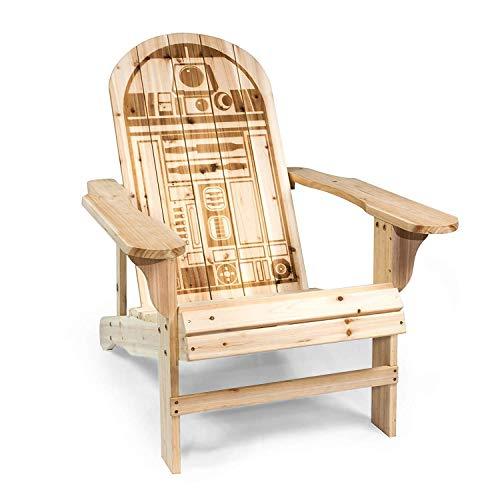 Star Wars Chair (Seven20 SW10723 Star Wars R2-D2 Adirondack Chair,)