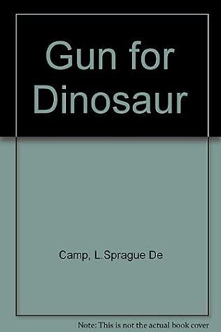book cover of Gun for Dinosaur