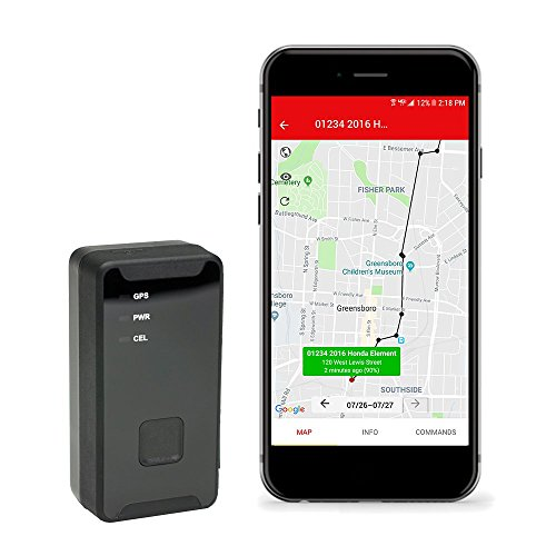 4G GPS Tracker | Micro-420 on The Verizon Network. GPS Tracker for Cars, People, Property by Logistimatics