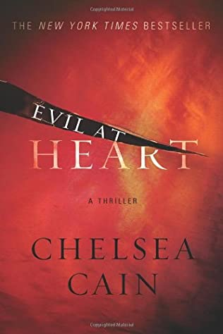 book cover of Evil at Heart