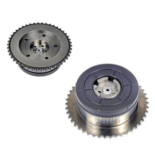 2pcs Set Engine Variable Timing Sprocket Cam Camshaft 12621505 Phaser Gear 12578516 Compatible For GM 2.0L 2.4L