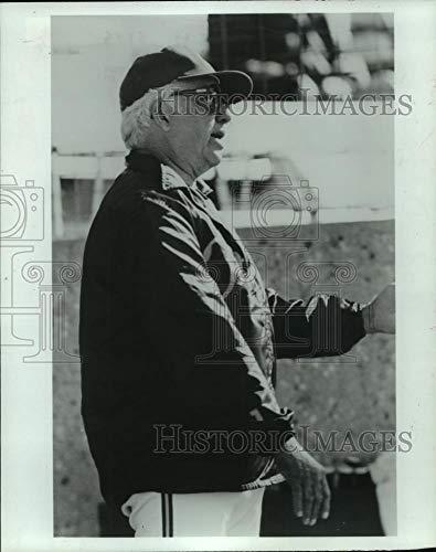 1984 Press Photo USA Olympic baseball coach Rod Dedeaux - hcs04048