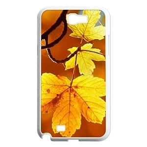 Customized Case for Samsung Galaxy Note 2 N7100 - Leaf ( WKK-R-71859 )