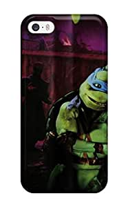 Durable Teenage Mutant Ninja Turtles 9 Back Case Cover For Iphone 5/5s