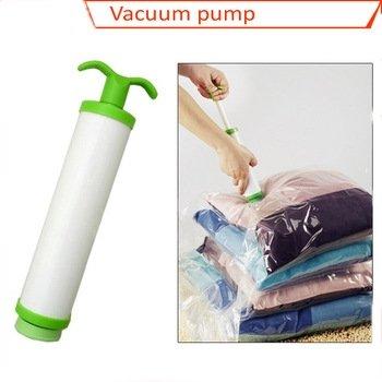 Air Vacuum Pump for Space Saver Saving Storage Bag Vacuum Seal Compressed Organizer  sc 1 st  Amazon.com & Air Vacuum Pump for Space Saver Saving Storage Bag Vacuum Seal ...