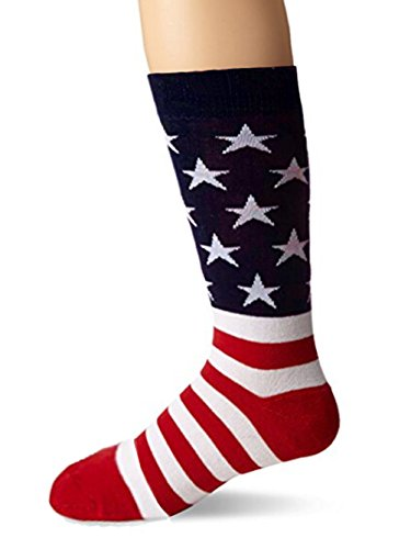Yonger-1-Pair-Cute-USA-American-Flag-Knee-High-Stockings-Tube-Socks-for-Kids-Baby-Girls