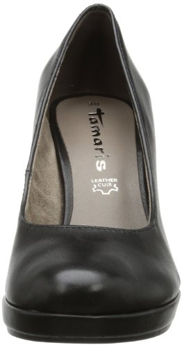 Tamaris 1-1-22426-22 Damen Pumps Schwarz (Black Matt 015)