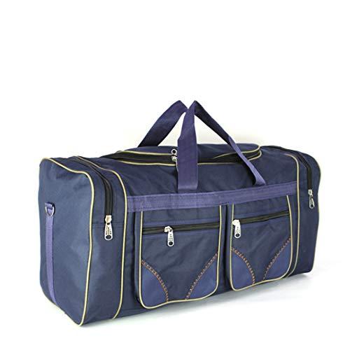dc7e3e0e0dbe KHDRVJ Outdoor Bags Big Capacity for Fitness Women Multifunction Travel  Sport Bag Training Gym Shoulder Bag Men Dark Blue
