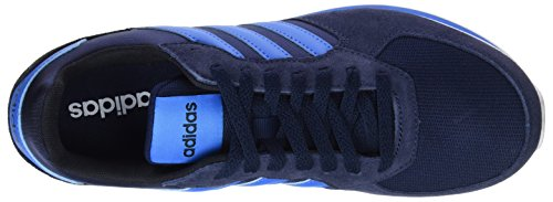 Navy Core Trainers Collegiate Men Blue Black 8k Blue Bright adidas wa7ASqB