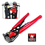 Self-adjusting Wire Stripper for Cable Wire Copper & Aluminum Hand Tool