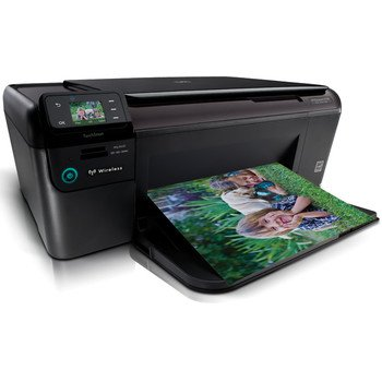HP Photosmart C4795 Color Inkjet All In One Printer