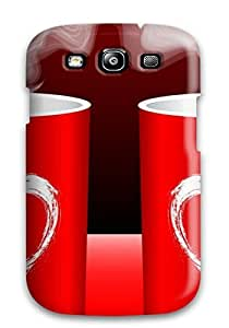 Galaxy Case - Tpu Case Protective For Galaxy S3- Love S1