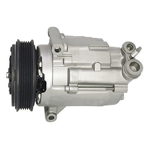 (RYC Remanufactured AC Compressor and A/C Clutch FG680)