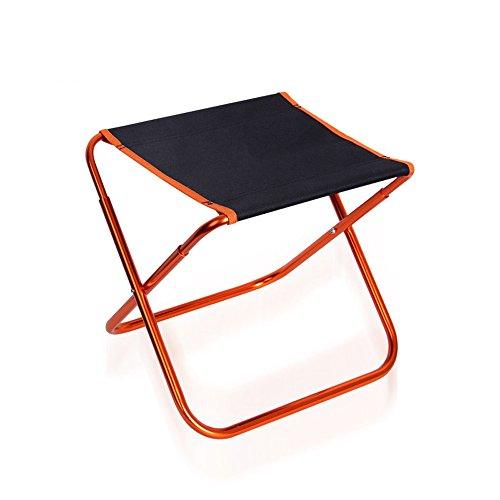 Timbers Youth Desk Chair (Ezyoutdoor Durable Black Color Nylon Folding Portable Stool Travel Chair Fishing Hunting Camping Furniture Chair)