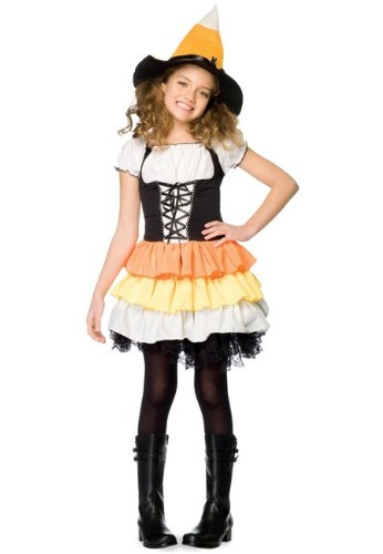 Costume Candyland (Candyland Witch Child Costume -)