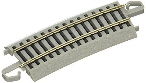 Bachmann Trains Snap - Fit E - Z Track Half Section 22 Radius Curved Track (4/Card) (Radius Curve Bachmann Trains)