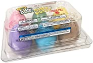 Crayola Silly Putty Silly Scents 6Count Egg Pack, Scented Putty, Gift for Kids