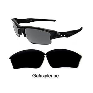 Galaxy Replacement Lenses For Oakley Half Jacket XLJ Black Polarized